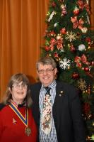 Rotary in Manchester Xmas Dinner