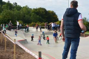 Newport-on-Tay Skate Park Opening