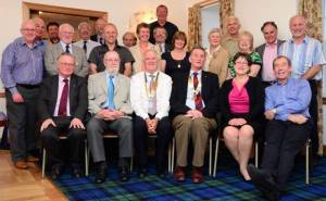 RC of Ballymoney visit 2012