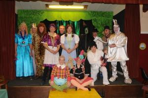 Wizard of Oz Pantomime pictures