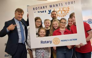 Rotary Wants You! - Rotary Conference 2019