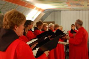 2011 Christmas Carols at Abbot House