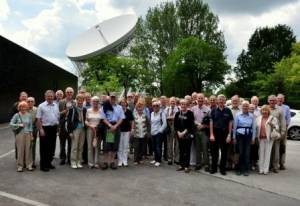 Visit to Jodrell Bank - Friday 1st June 2012