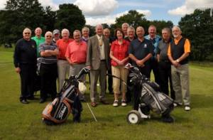 Charity Golf Day at Mytton Fold - Thursday 12th July 2012