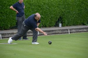 TEAM BASINGSTOKE DEANE THROUGH TO BOWLS FINAL