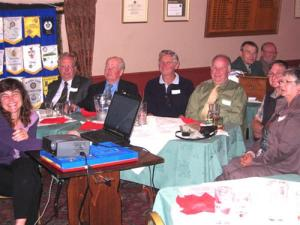 Rotary Introduction evening