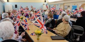 Daffodil Party at Wareham Parish Hall