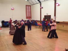 Our afternoon tea and dancing for the Community