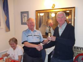 Annual Darts Match v Past Rotarians