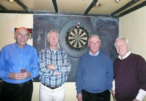 9 February 2011 - Darts team off to a winning start