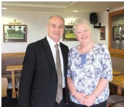 Carnegie Newsletter 19th May: David Henderson Fife Council