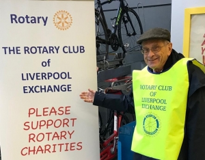 Rotary collection at Central Station