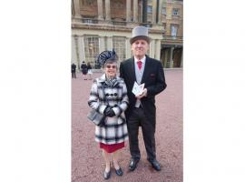 Witney Rotarian Receives MBE
