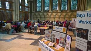 Days for Girls at York Minster
