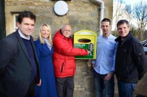 Defibrillators for Witney