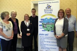 Free Dementia Friends Awareness Sessions