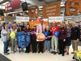 Sainsbury's & Portishead Rotary Partnership