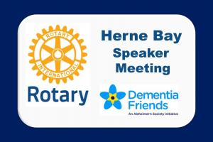 Speaker Meeting - Dementia Friends, December 2018
