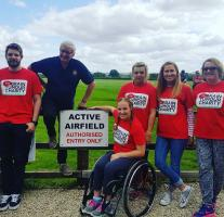 Sky Dive for Brain Tumour Charity