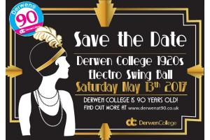 Derwen College 90th 1920s Electro Swing Ball