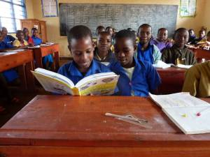 Dictionaries for Rwandan Schools
