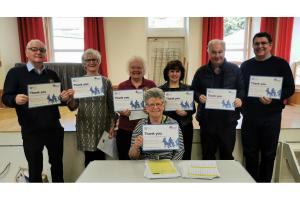 Club becomes officially Dementia Friendly