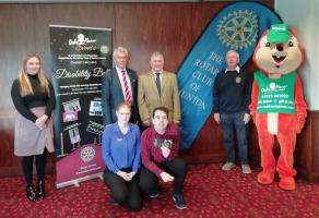 Launching Somerset's Inclusive Disability Ball 2019