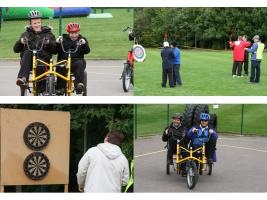 Disabled Games - 15th September 2013