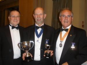 Awards for Rotary Club of Luton 2015