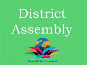 District Assembly - Glyndwr University, Wrexham