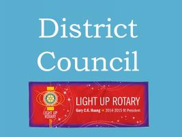 District Council - Glyndwr University Wrexham 6.00pm