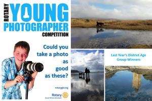 2017-18 District 1175 Rotary Young Photographer Competition