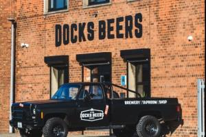 Visit to Docks Brewery