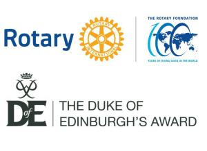 Duke of Edinburgh Award Rotary Foundation Project