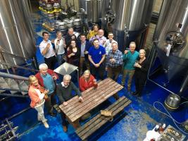 Local Rotary Club organises p*ss-up in brewery!