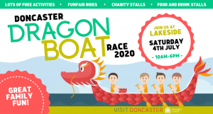Dragon boat racing 2020 - CANCELLED
