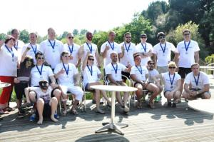 Whiteley Dragon Boat Finalists