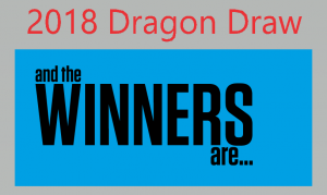2018 Dragon Draw Winners