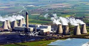 Drax Power Station Visit