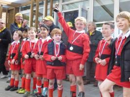 Rotary Dropmore Football Festival 2016
