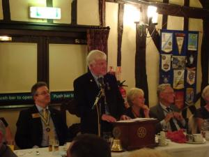 Wickford Charter Night 2009