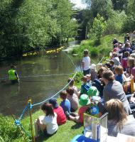 Air Ambulance fundraising - Duck Race