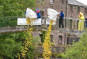 Dunblane Fling and Duck Race Saturday 25 May 11.00- 17.00