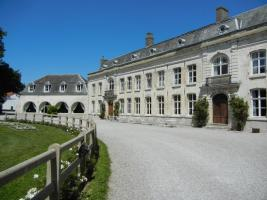 VISIT TO CHATEAU DE COCOVE - FRANCE