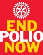 Ryde Rotary Club awarded for the End Polio Now Campaign