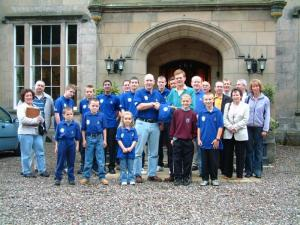 Smart New Shirts For Boys Brigade Foreign Trip - 08/10/2005