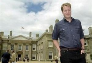 International Evening: Earl Spencer - 25 3 2011