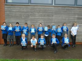 Dictionaries to Earsham Primary 2020