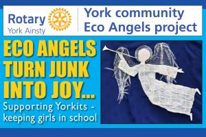 Rotary York Ainsty's Eco Angels