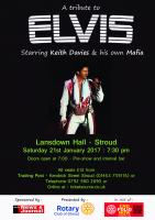 A concert in aid of End Polio Now.